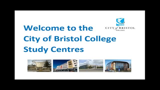 City of Bristol College Study Centres